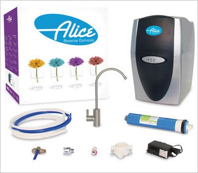 Osmoseur domestique compact Alice