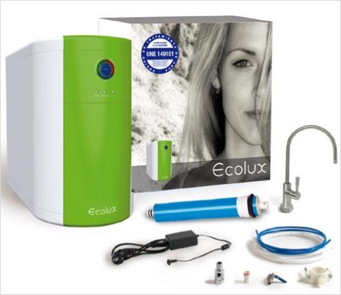 Osmoseur domestique compact Ecolux